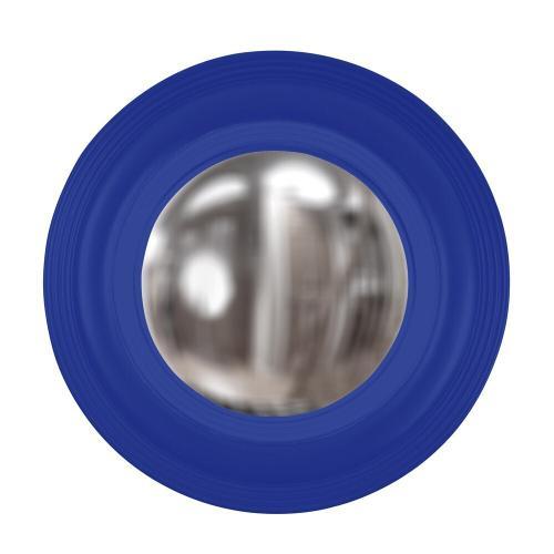 Howard Elliott - Soho Mirror - Glossy Royal Blue