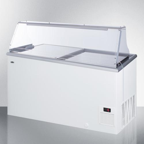 14 CU.FT. Dipping Cabinet