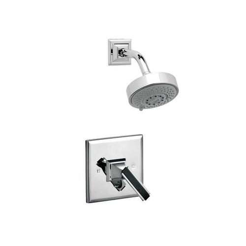 WAVELAND Pressure Balance Shower Set PB3711 - Weathered Copper