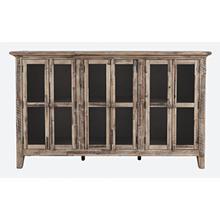 View Product - Rustic Shores 6 Door High Cabinet