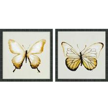 See Details - Butterfly Of Gold II S/2