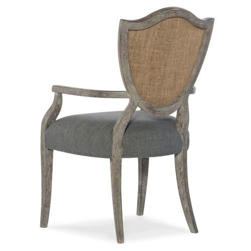 Dining Room Beaumont Shield Back Arm Chair - 2 per carton/price ea
