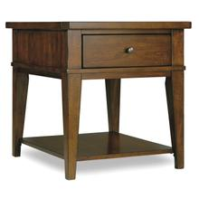 View Product - Living Room Wendover End Table