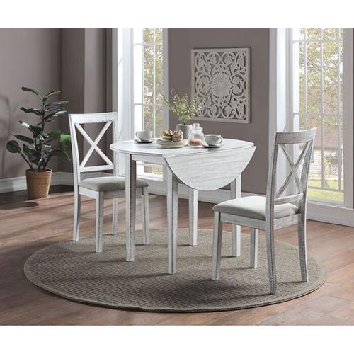 Furniture of America - Jaelynn 3 Pc. Dining Set