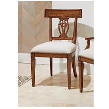 Old Town Wood Back Side Chair - Barrister