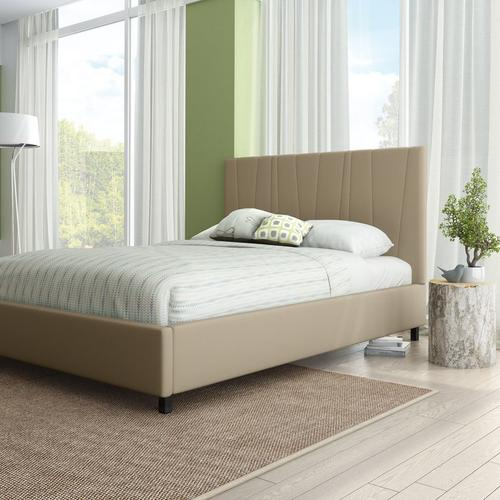 Namaste Upholstered Bed - Queen