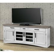 AMERICANA MODERN - COTTON 76 in. TV Console Product Image