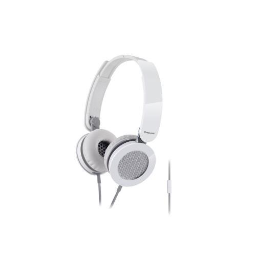 Sound Rush On-Ear Headphones RP-HXS200M-W