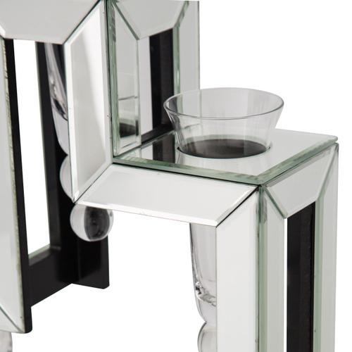 Amini - 3-tier Glass Vase 128