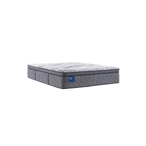 Crown Jewel - Crown Jewel - Roseway - Plush - Pillow Top - Split Cal King