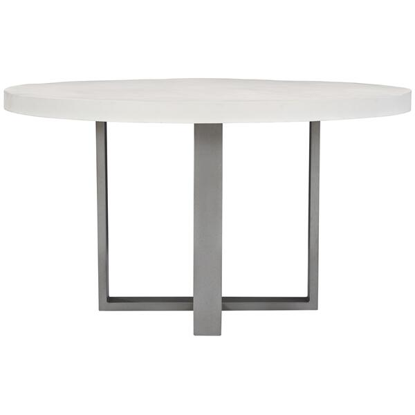 See Details - Del Mar Round Dining Table