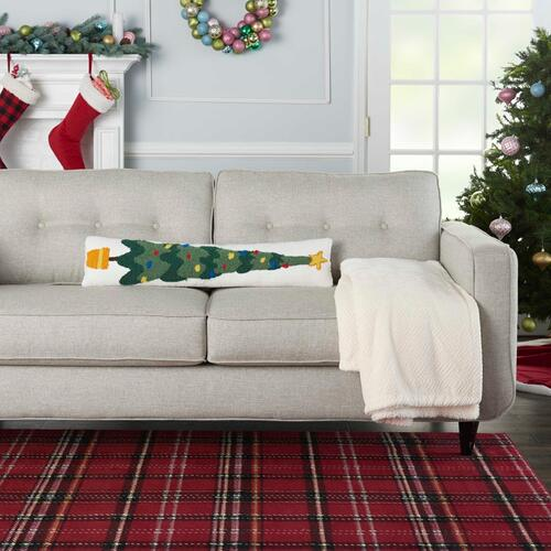 "Home for the Holiday Tl200 Ivory 8"" X 36"""