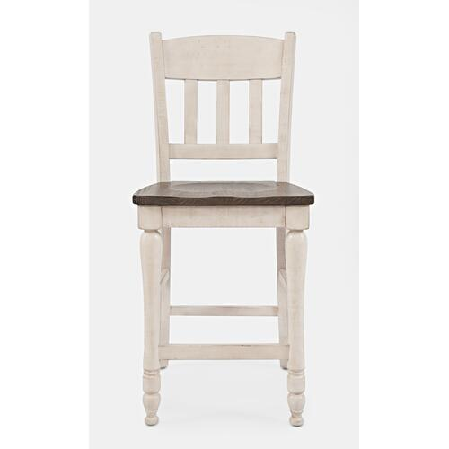 Madison County Slatback Stool (2/ctn)