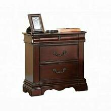 ACME Estrella Nightstand - 20733 - Dark Cherry