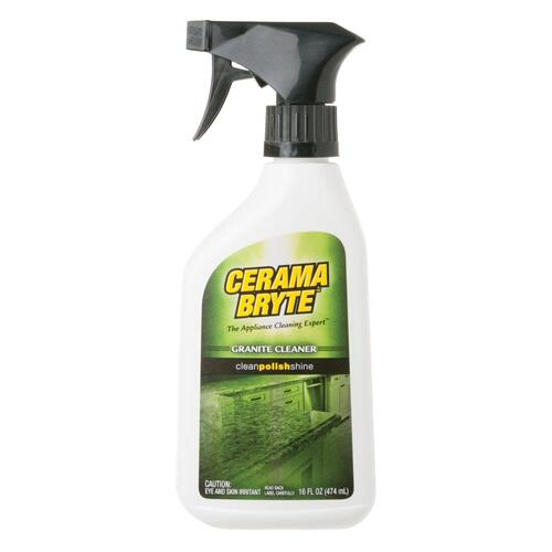 Cerama Bryte Granite Cleaner
