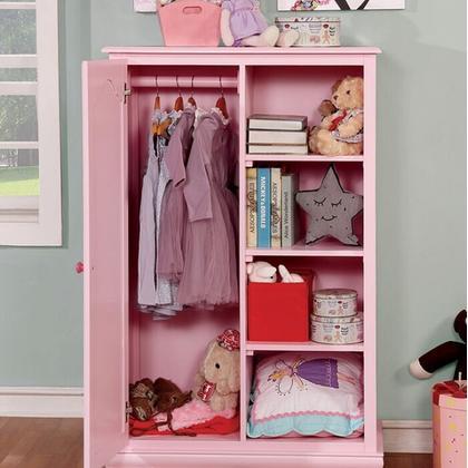 See Details - Dani Closet Storage