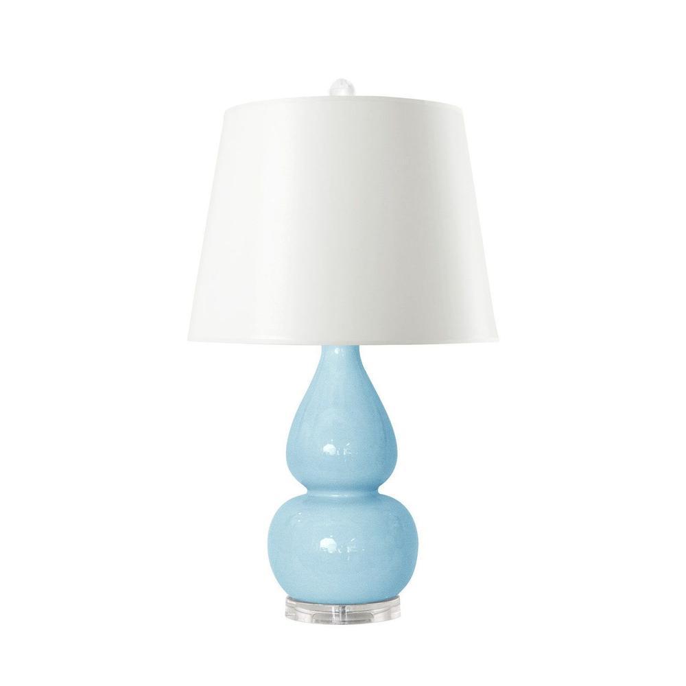 Emilia Lamp, Light Blue