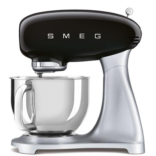 Smeg - Stand mixer Black SMF02BLUS