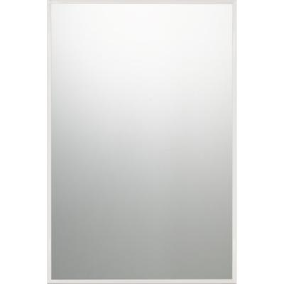 Lockport Mirror in Polished Chrome