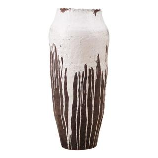 Randis Vase White Washed