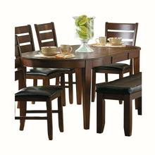 View Product - Oval Dining Table