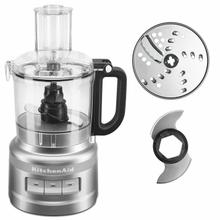 See Details - 7 Cup Food Processor - Contour Silver
