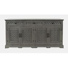 "Decker 48"" Console-antique Grey"