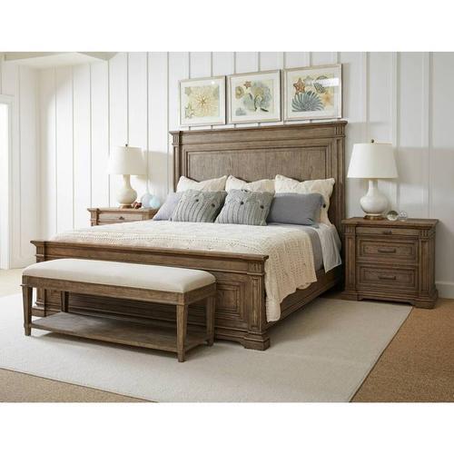 Stanley Furniture - Portico Nightstand - Drift