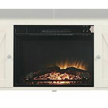 ACME Fireplace - 90650 - - - Electric Fireplace - Black