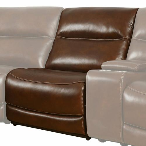 Parker House - COLOSSUS - NAPOLI BROWN Power Armless Recliner