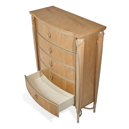 Highboy Vertical Storage Cabinets-chest of Drawers