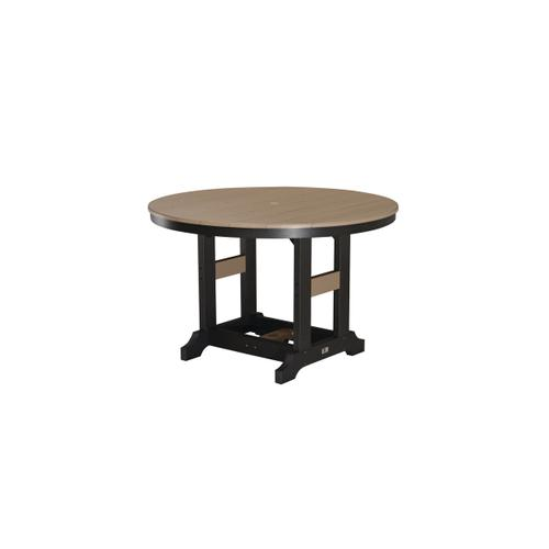 "Garden Classic 48"" Round Table - Counter"