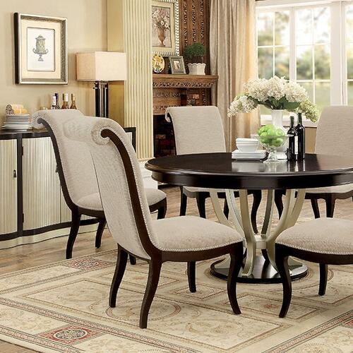 Ornette Round Dining Table