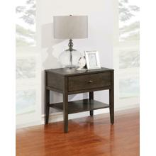 See Details - Lompoc Mid-century Modern Cappuccino Nightstand