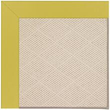 "Creative Concepts-White Wicker Canvas Lemon Grass - Rectangle - 24"" x 36"""