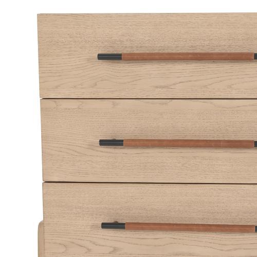 Four Hands - Rosedale 3 Drawer Dresser-yucca Oak