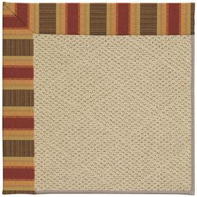 "Creative Concepts-Cane Wicker Dimone Sequoia - Rectangle - 24"" x 36"""