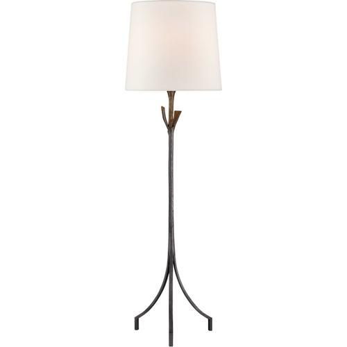 Visual Comfort - AERIN Fliana 59 inch 100.00 watt Aged Iron Floor Lamp Portable Light