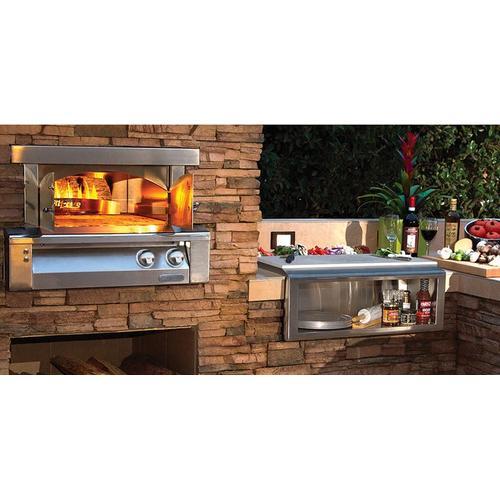 Alfresco - Pizza Oven Plus Built In Model