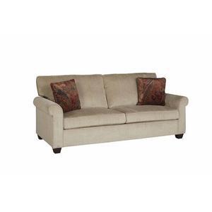 Sofa - Shown in 101-01 Beige Chenille Finish