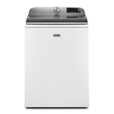 Smart Capable Top Load Washer with Extra Power Button - 4.7 cu. ft. Product Image