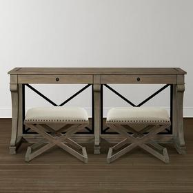 Artisanal Console Table