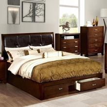 Enrico III Cal.King Bed