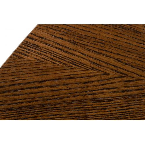VIG Furniture - Modrest Prospect - Modern Oval Walnut Dining Table