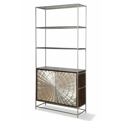 CROSSINGS PALACE Bookcase