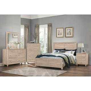 Wenham 4-piece King Bedroom Set