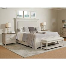 Hillside Upholstered Bed - Feather / Queen