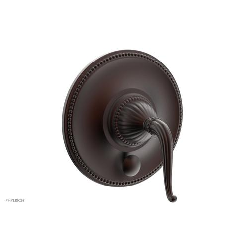 GEORGIAN & BARCELONA Pressure Balance Shower Plate with Diverter and Handle Trim Set PB2141TO - Weathered Copper