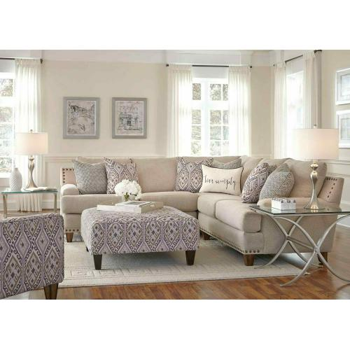 864 Anna Sectional