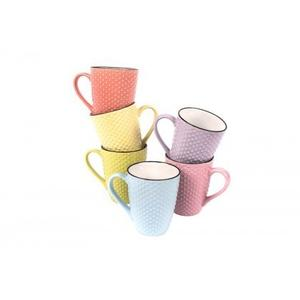 Mugs With Stand- Set of 6